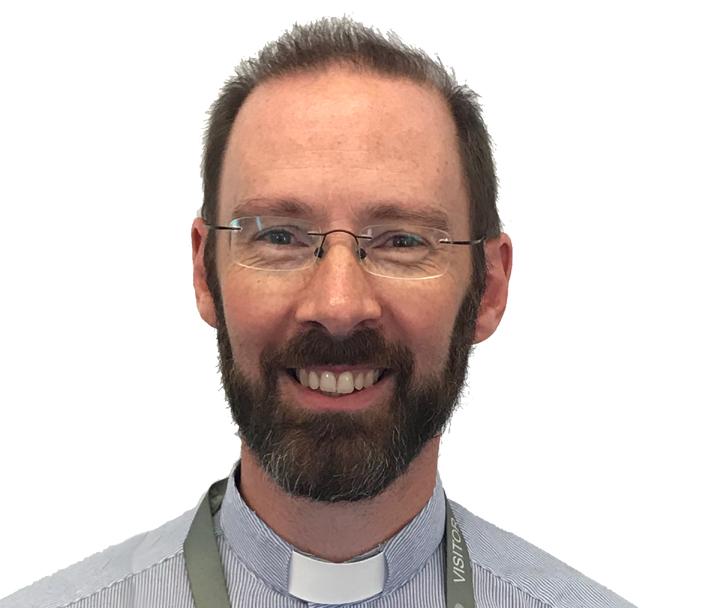 Reverend Samuel Leach